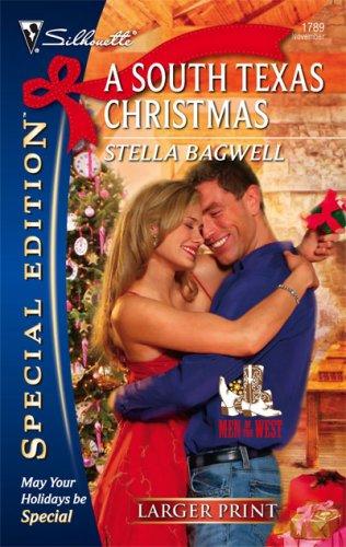 book cover of A South Texas Christmas
