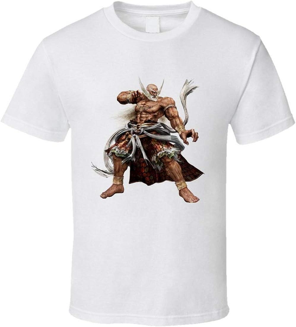Amazon Com Jinpachi Mishima Tekken 5 T Shirt Gamers Video Game Pc