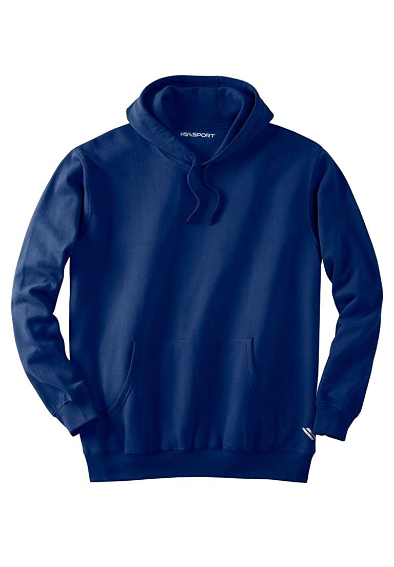 KingSize Men's Big & Tall Wicking Fleece Hoodie