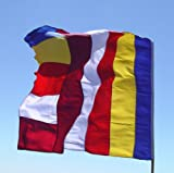 Universal Buddhist Flag – Large Review