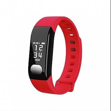 Fitness Tracker Deportes relojes Smart teléfono,Conveniente y práctico,Seguimiento de calorías,Monitor