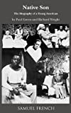 Image of Native Son, Full length play, Drama
