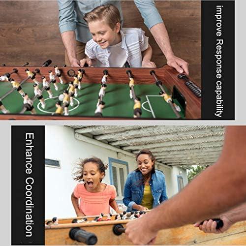 Futbolines Máquina 8 Adultos Juguetes para Niños, Mesa Niños Mesa ...