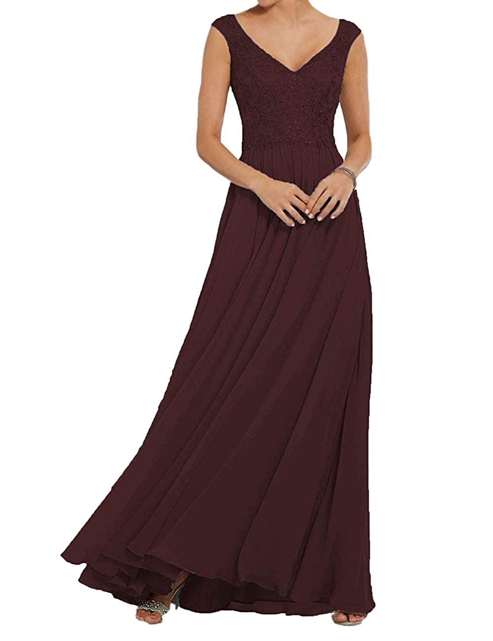 Dark Burgundy ASBridal Prom Dresses Long Sequin Quinceanera Dres Backless Formal Evening Gown with Sash