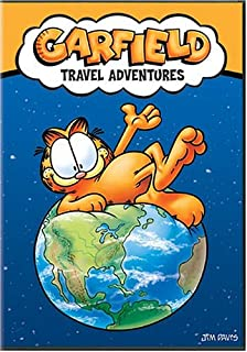 garfield travel adventures garfield in the rough garfield in paradise garfield goes