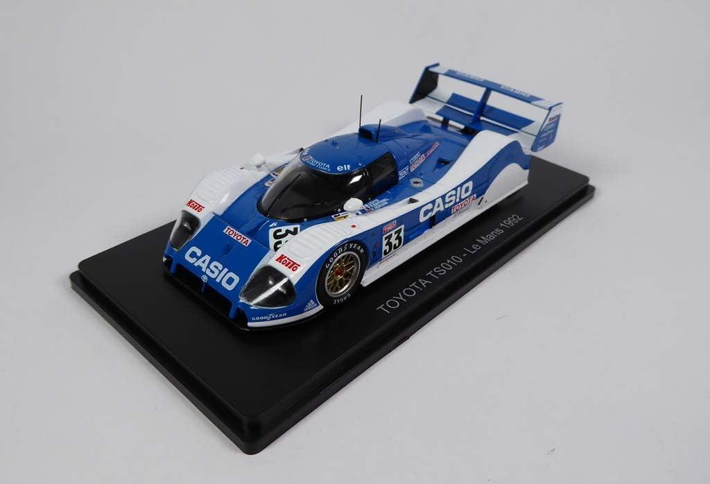 Toyota TS010 Le Mans 1992 OPO 10 16 Spark 1//43 pour Hachette Japon Raphanel-Acheson-Sekiya