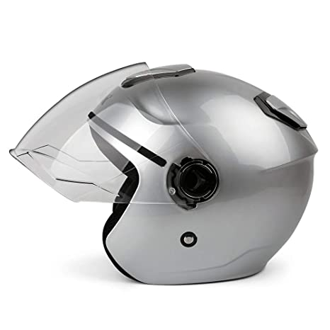 Casco para moto Casco para coche eléctrico Unisex Four Season Helmet