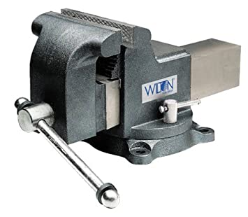 Wilton 63302 6 Inch Shop Vise Bench Vises Amazon Com