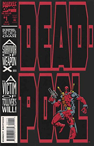 Deadpool: The Circle Chase #1 VF/NM ; Marvel comic book]()