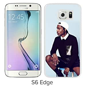 Individual Design Phone Case ASAP Rocky 2 White Popular Sale Samsung Galaxy S6 Edge Phone Case