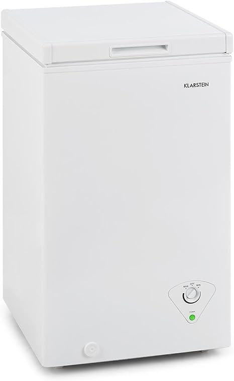 Klarstein Iceblokk - Congelador, Silencioso, 60 litros de ...