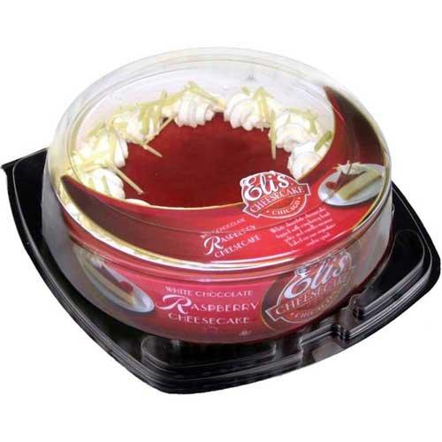 Elis White Chocolate Raspberry Cheesecake, 24.5 Ounce -- 8 per case.