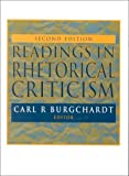Readings in Rhetorical Criticism, , 1891136038