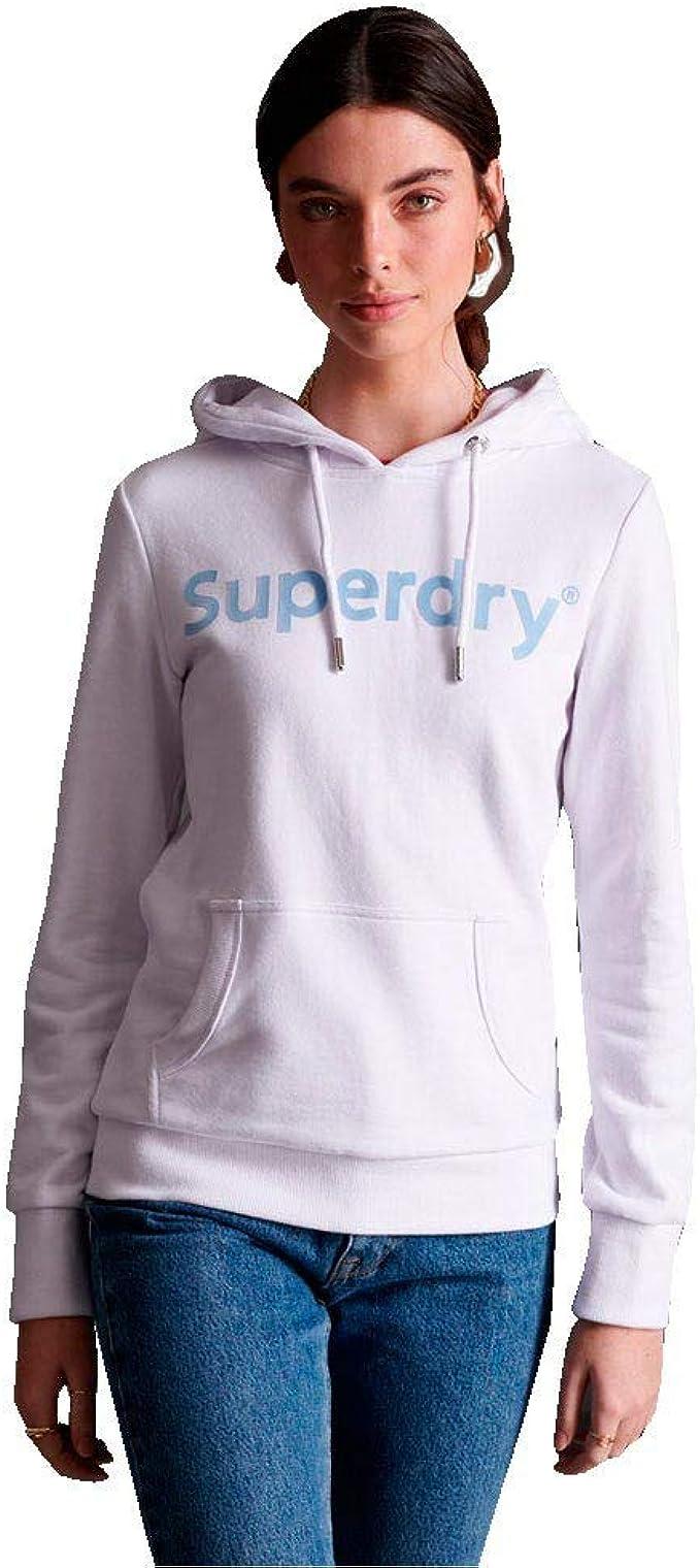 Superdry City Unity Entry Hood Ub Cappuccio Donna