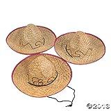 Child Embroidered Sombrero Hats (1 dz)