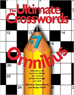 Book Ultimate Crosswords Omnibus #7