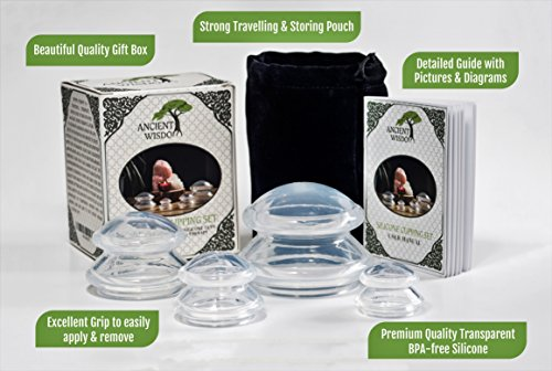 Fda Approved Chinese Acupuncture Cupping Therapy Sets Guaranteed 5-year Life Latest Technology