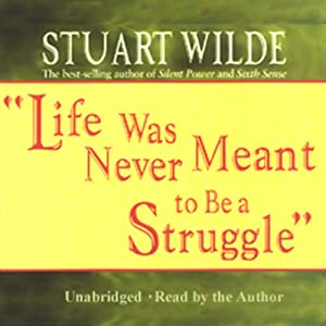 Life Was Never Meant to Be a Struggle Audiobook