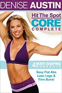 Amazon.com: Denise Austin: Hit the Spot - Core Complete by Lions Gate