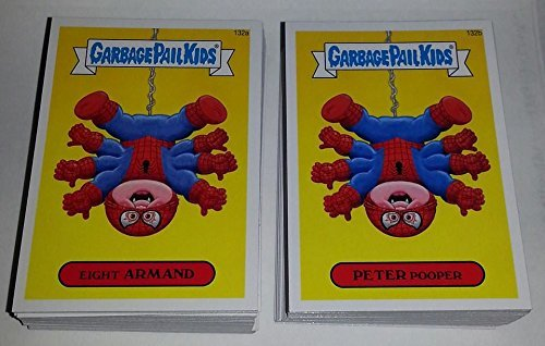 2014 Garbage Pail Kids - Brand New Series 2 Complete Base Set of 132 Cards