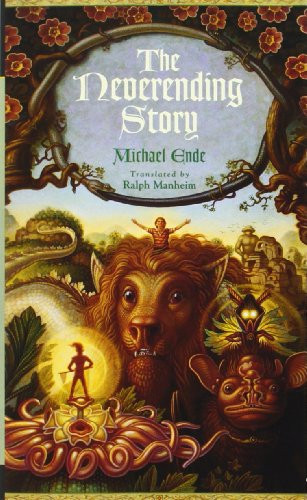 book cover of The Neverending Story