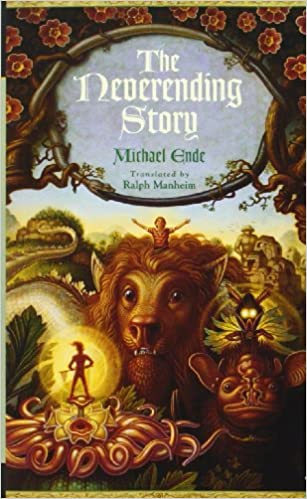 Image result for The Neverending Story BOOK