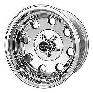 "American Racing AR172 Baja Wheel (17x9""/5x139.7mm, -12mm offset)"