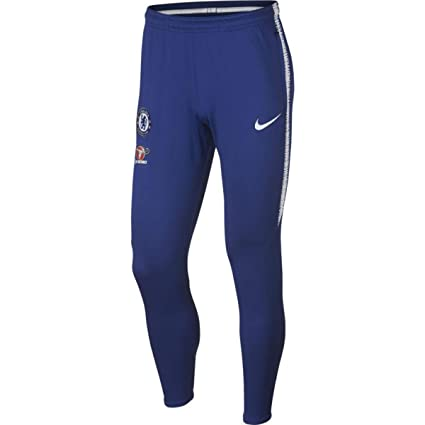 cad843564bc5 Image Unavailable. Image not available for. Color  Nike 2018-2019 Chelsea Squad  Training Pants ...