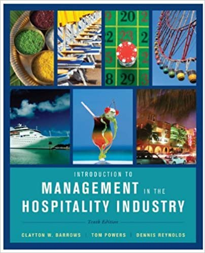 Amazon introduction to management in the hospitality industry introduction to management in the hospitality industry 10th edition 10th edition kindle edition fandeluxe Gallery