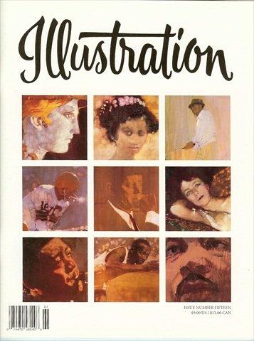 Illustration Magazine Number Fifteen ebook