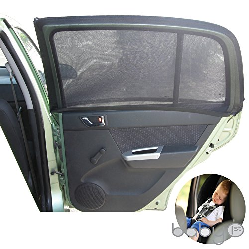 universal car sun shades cover for rear side window provides maximum uv protection for baby. Black Bedroom Furniture Sets. Home Design Ideas