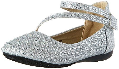 5 5 silver dress shoes - 3