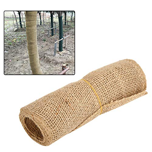 Boquite Plant Cover, 20x300cm Cold-Proof Anti-Freeze Protection Maintenance Cloth Tree Protector
