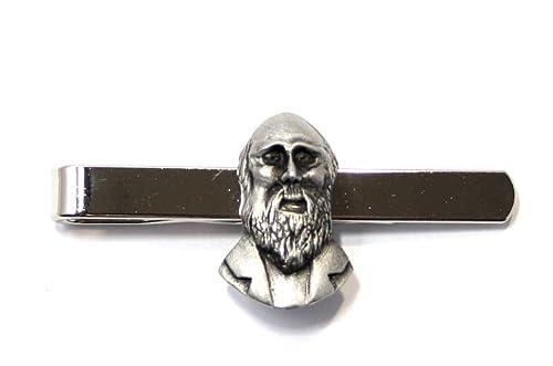 Charle Hoardersworld Clip de corbata (slide) Darwin por ...