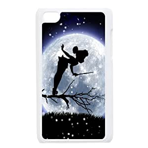 [bestdisigncase] FOR IPod Touch 4th -Tinker Bell Pattern Design PHONE CASE 6