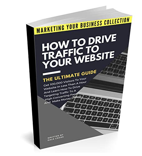 How Drive Traffic Your Website ebook product image