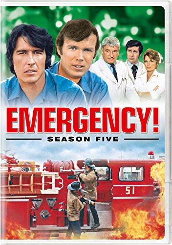 Emergency! Season Five (Emergency Dvd)