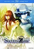 Steins;gate Part 1 (DVD/Blu-ray Combo)