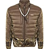 Drake LST Double Down Endurance Hybird Full Zip Max-5 Small