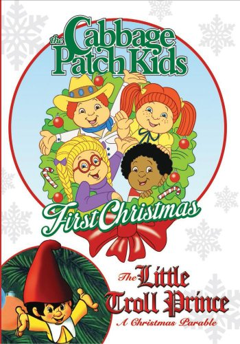 The Cabbage Patch Kids First Christmas/The Little Troll Prince (Double Feature)