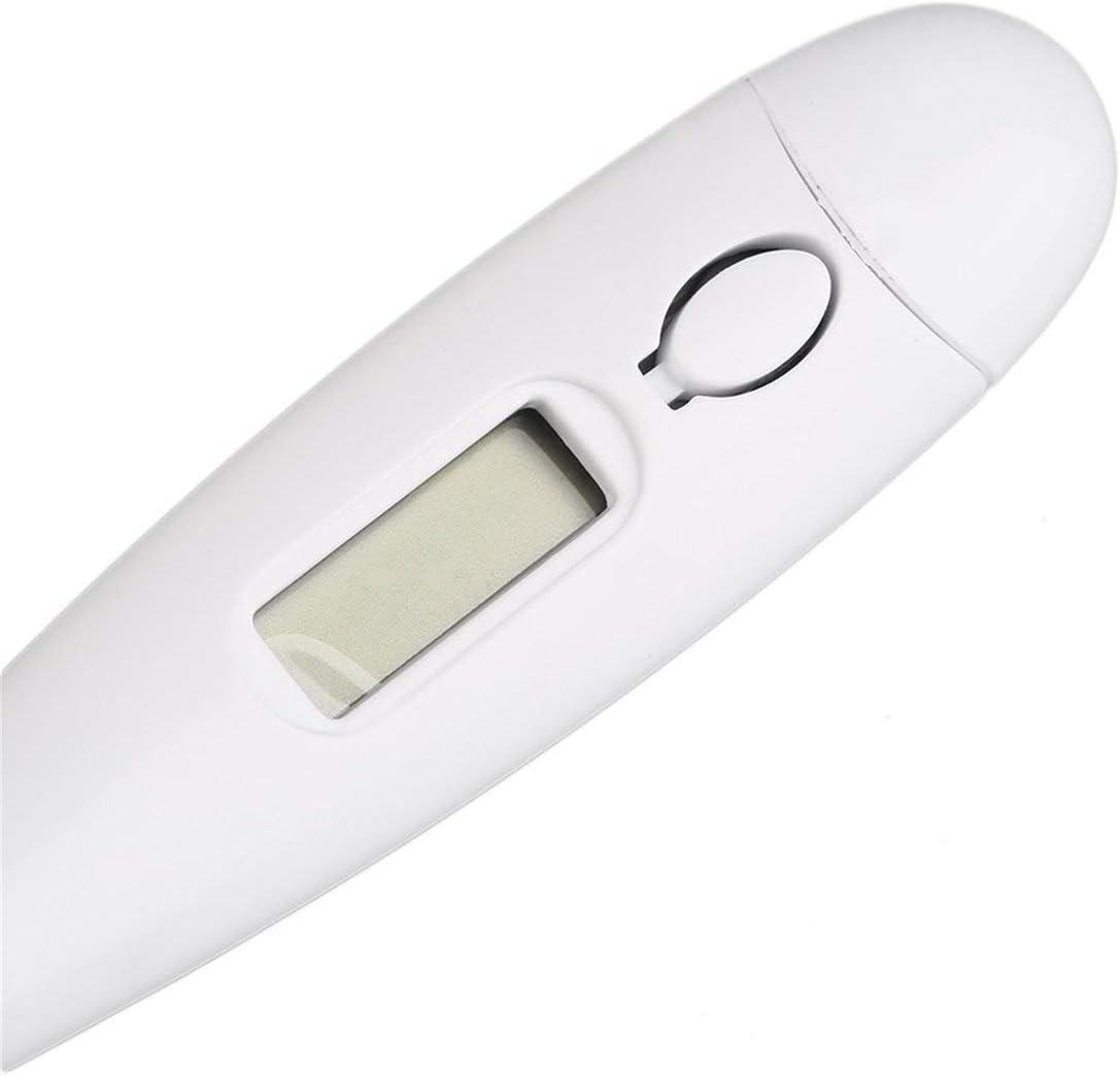 Digitales Thermometer f/ür Baby- Heaviesk 1 STK Erwachsenenthermometer K/örperthermometer Pistole Digitales LCD f/ür Kinder-Temperaturmessger/ät f/ür Erwachsene