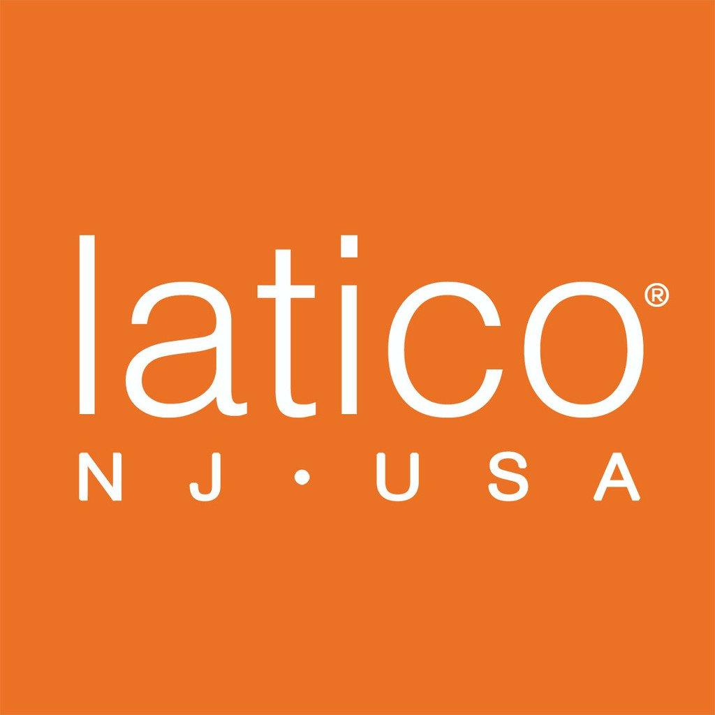 Latico Leathers Basics Two Pocket Duffel , Authentic Luxury Leather, Designer Fashion, Top Quality Leather, Cafe, one size by Latico (Image #4)