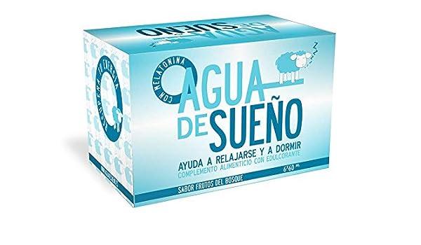 Sbelta Plus Agua de Sueño - 6 Frascos de 60 ml: Amazon.es: Salud y cuidado personal