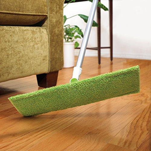 Fregona para pisos de madera dura de microfibra Scotch-Brite, paquete de 1
