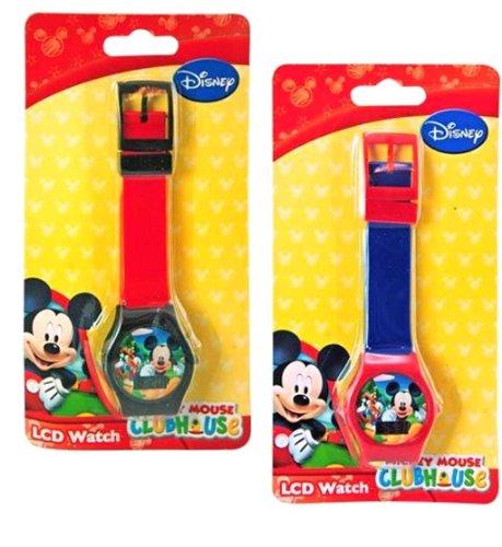 Disney Mickey Clubhouse Digital Watch