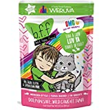 Best Feline Friend (B.F.F.) Tuna & Lamb Luv Yas With Tuna & Lamb In Gravy Cat Food By Weruva, 3Oz Pouch (Pack Of 12)
