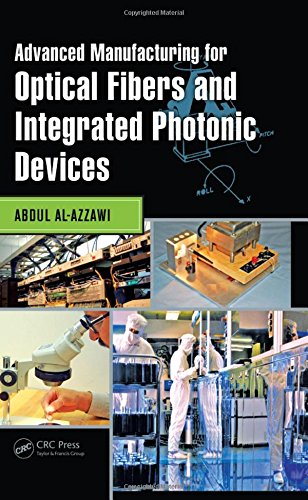 Advanced Manufacturing for Optical Fibers and Integrated Photonic Devices -