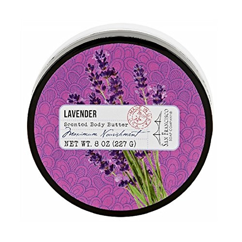 san-francisco-soap-company-lavender-body-butter-8-ounce