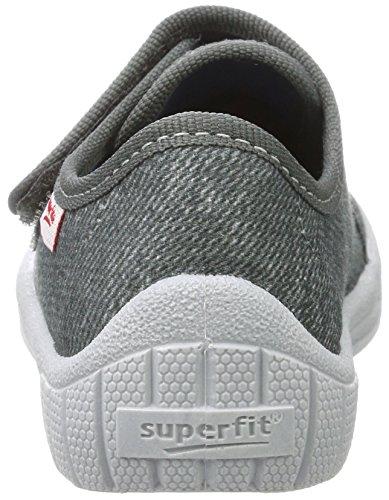 Superfit Bill - Zapatillas Niños Gris (Stone)
