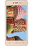 Ziox Astra Colors 5 Inch Marshmallow 1GB & 8GB 4G Smartphone (Champagne)